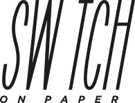 Logo - Switch on paper