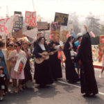 Sister Corita Kent, Mary's Day procession